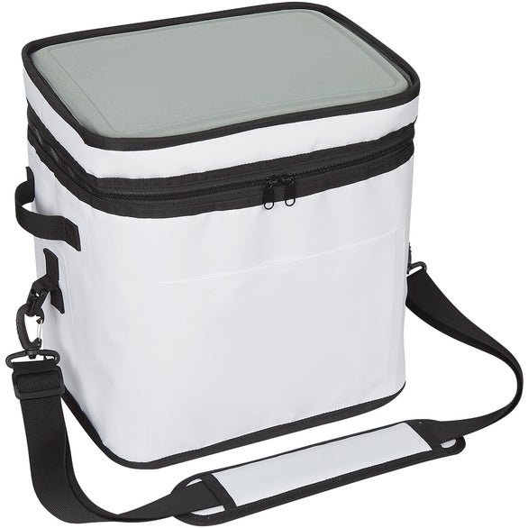 White / Black Himalayan Performance Kooler Bag