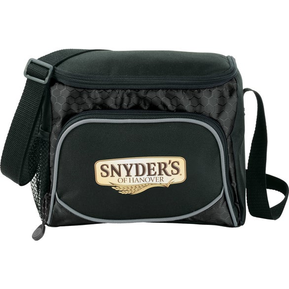 Black / Black Hive Lunch Cooler Bag