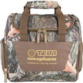 Imprinted Hunt Valley Camo Cooler Bag