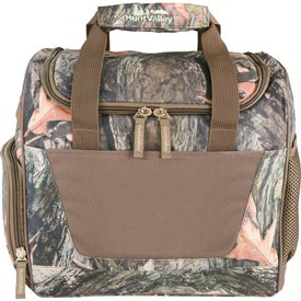 Printed Hunt Valley Camo Cooler Bag