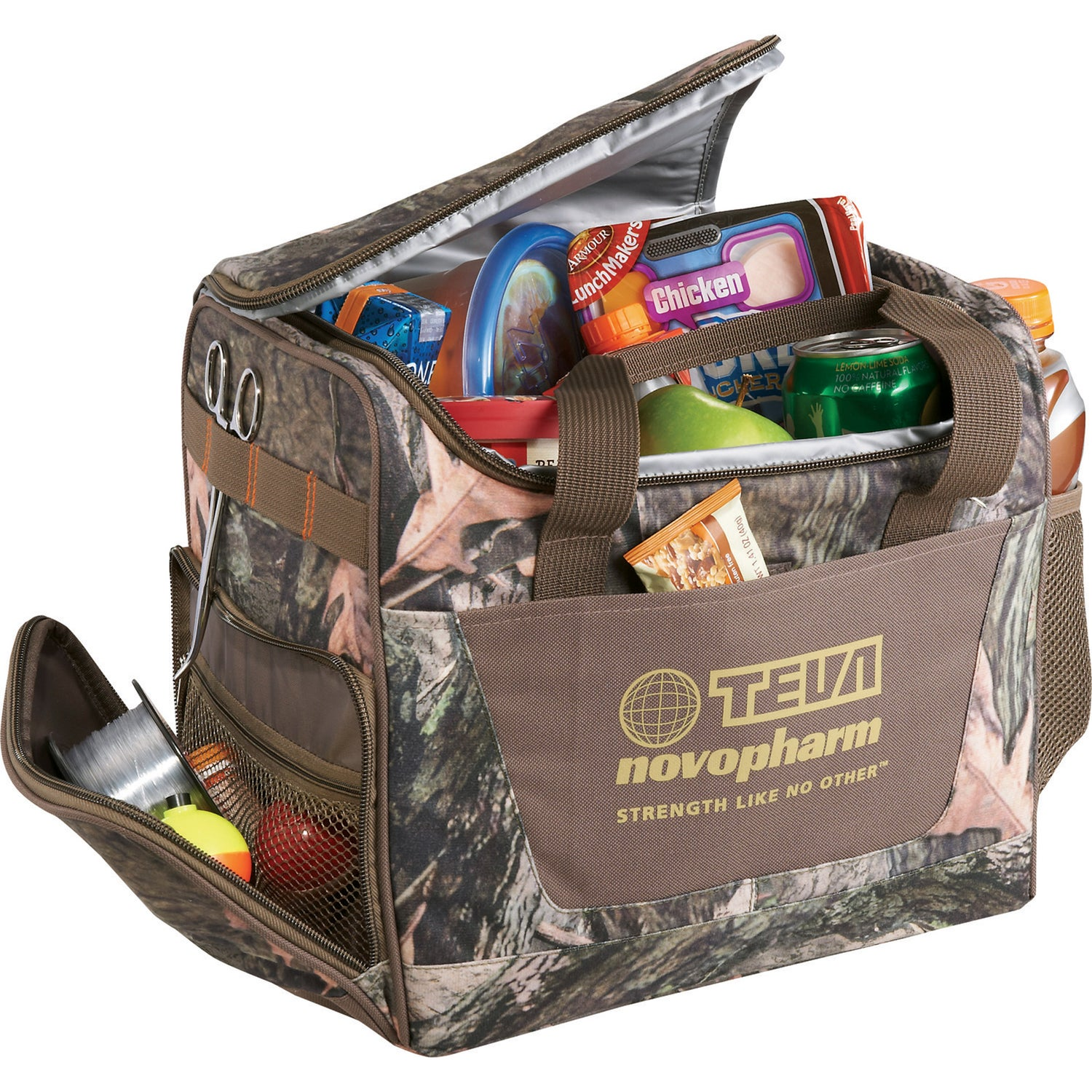 Camouflage Hunt Valley Camo Cooler Bag For Your Church