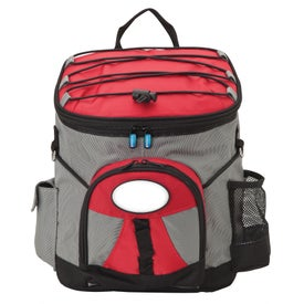 Branded I Cool TM Backpack Cooler