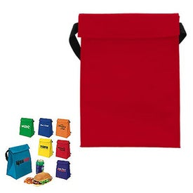I Cool TM Lunch Sack Branded with Your Logo