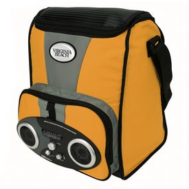 I-Cool TM Large Stereo Cooler for Promotion