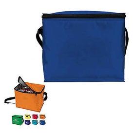Customized I-Cool TM Six-Pack Cooler