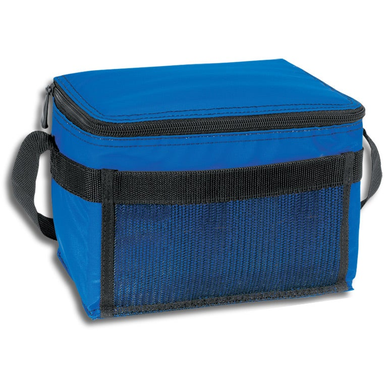 Ice Pack Air Coolers : Ice basic six pack promotional coolers ea