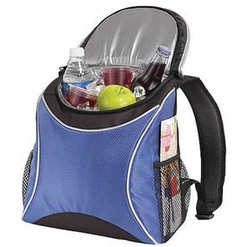 Ice River Backpack Cooler with Your Slogan