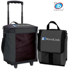 Ice Roller Cooler for Advertising