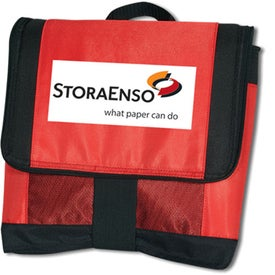Ice 24-Can Cooler with Coolflex Imprinted with Your Logo