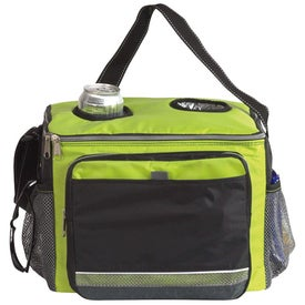 Icy Bright 24 Pack Cooler Imprinted with Your Logo