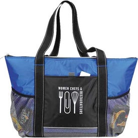 Advertising Icy Bright Cooler Tote