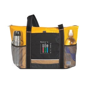 Promotional Icy Bright Cooler Tote