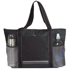 Icy Bright Cooler Tote for Your Company