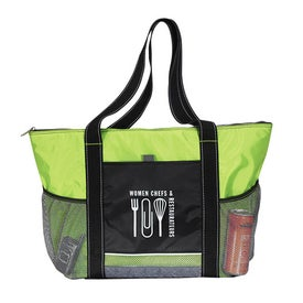 Icy Bright Cooler Tote for Customization