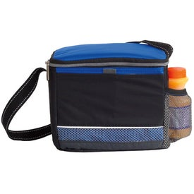 Logo Icy Bright Lunch Cooler