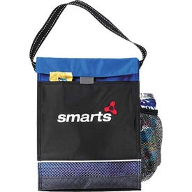 Icy Bright Lunch Sack with Your Logo