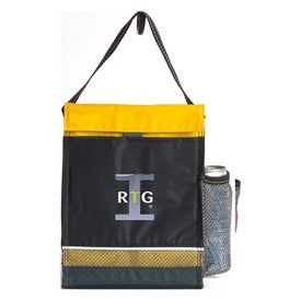 Logo Icy Bright Lunch Sack