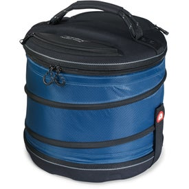 Igloo Deluxe Collapsible Cooler Printed with Your Logo