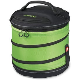 Custom Igloo Deluxe Collapsible Cooler