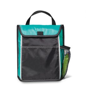 Printed Indulge Lunch Cooler