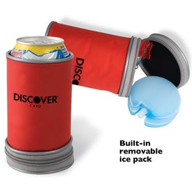 Insta-Cold Can Holder for Customization