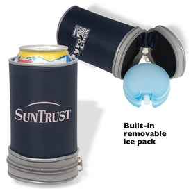 Advertising Insta-Cold Can Holder