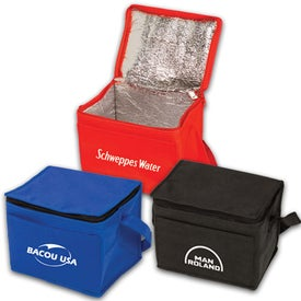 Insulated 6 Pack Cooler Bag