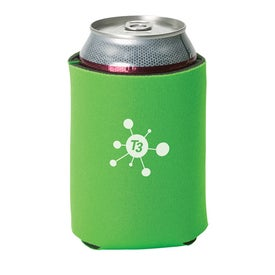 Insulated Can Sleeve with Your Slogan