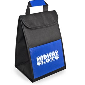 Insulated Cooler Bag Imprinted with Your Logo