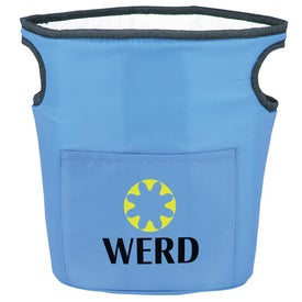 Logo Insulated Ice Bucket