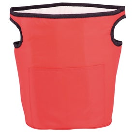 Monogrammed Insulated Ice Bucket
