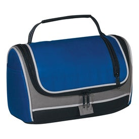 Zippered Insulated Lunch Bag for Advertising