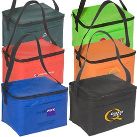 Insulated Lunch Bag Imprinted with Your Logo