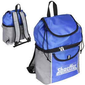 Personalized Journey Cooler Backpack