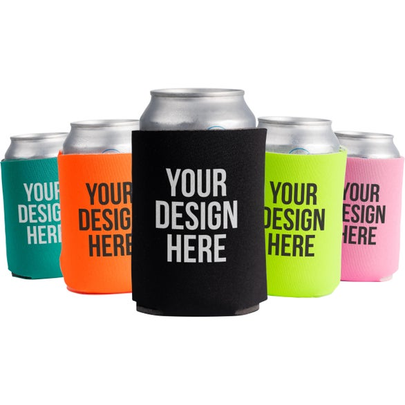 33e50825151 Collapsible Foam Can Cooler (Kan-Tastic) ...