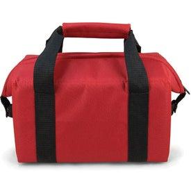 Imprinted Kooler Bag 6pk