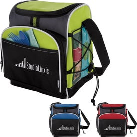 Koozie Bungee Side Cooler Bag