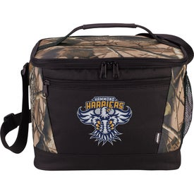 Koozie Camouflage Lunch Kooler Bag