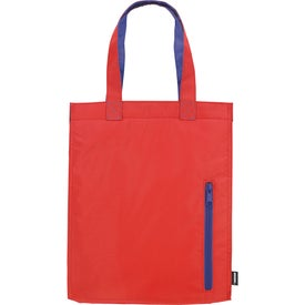 Koozie City Tote Kooler Imprinted with Your Logo