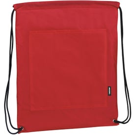 Personalized Koozie Drawstring Backpack Kooler