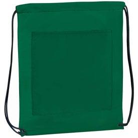 Koozie Drawstring Backpack Kooler for Advertising