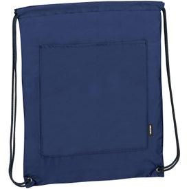 Imprinted Koozie Drawstring Backpack Kooler
