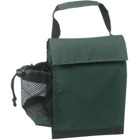 Identification Lunch Bag Branded with Your Logo