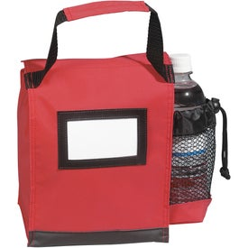 Branded Identification Lunch Bag