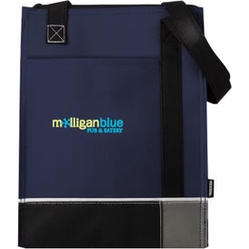 Koozie Tri-Tone Lunch Sack for Advertising
