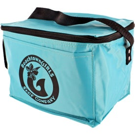 Koozie Six-Pack Cooler for your School