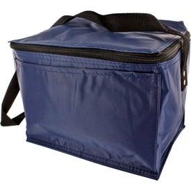Custom Koozie Six-Pack Cooler