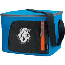 Koozie Sporty Six-Pack Kooler for Marketing