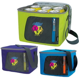 Koozie Sporty Six-Pack Kooler