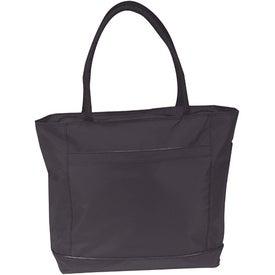 Printed Koozie Kooler Tote Bag